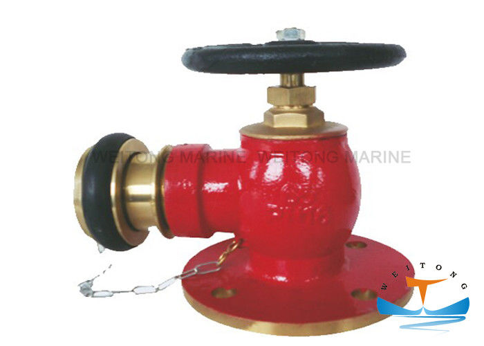 Marine Machino Brass Fire Hydrant JIS Ba-9911